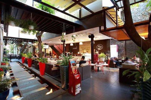 Quán Cafe 5