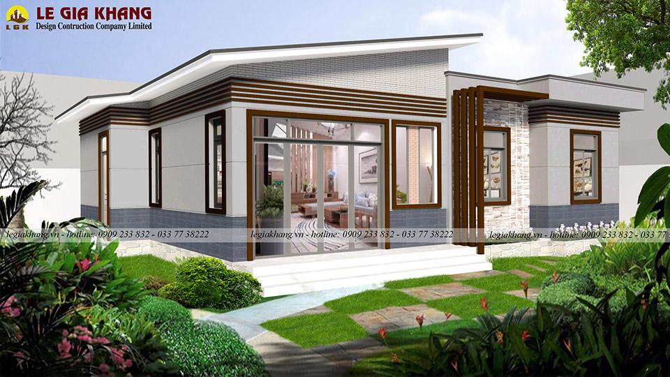 Nhà A. Sơn - Nhơn Trạch 1