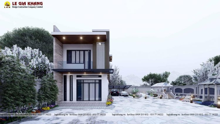 Nhà đẹp Đồng Nai - A. Hào 16