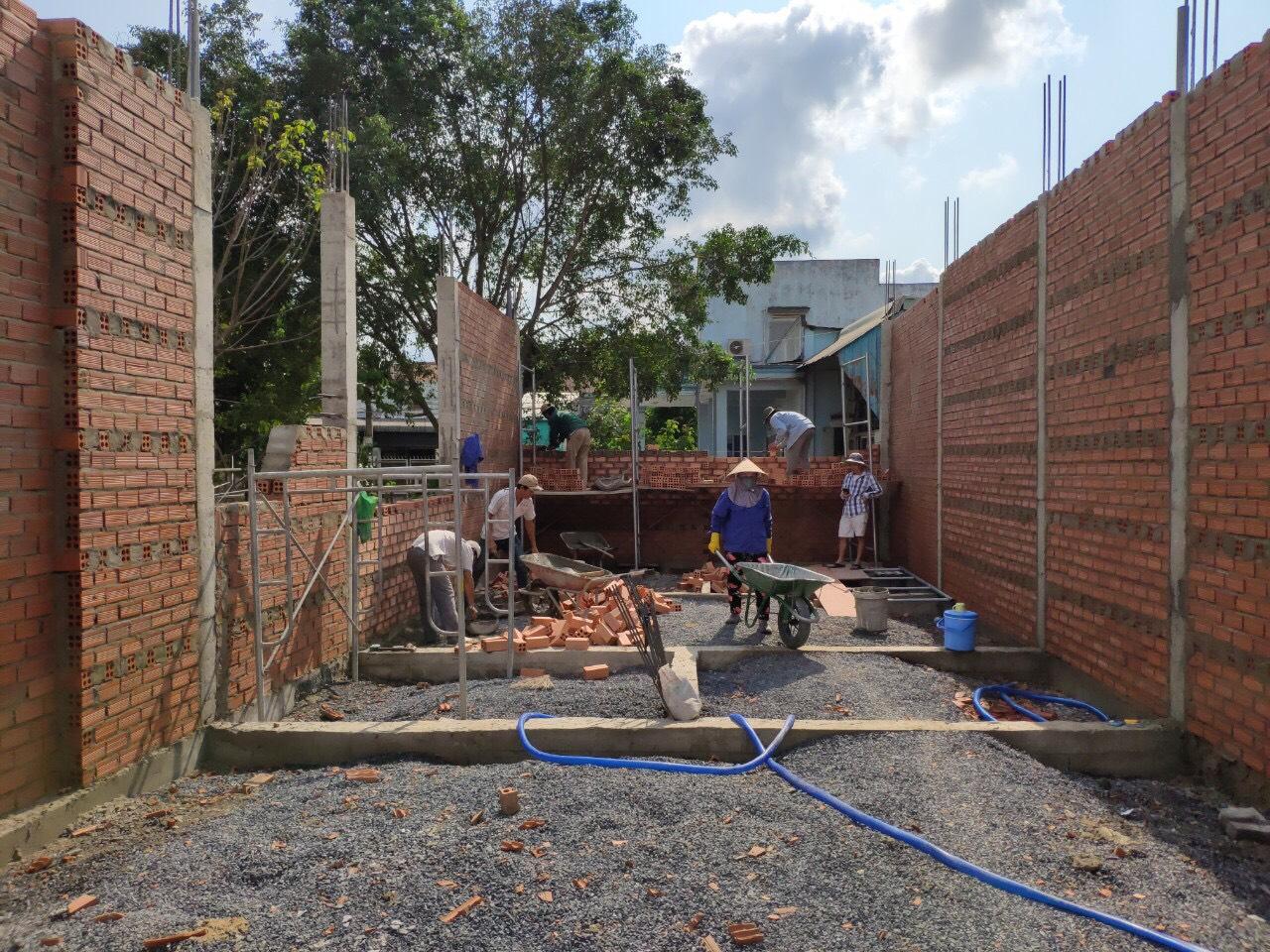 Hình ảnh thi công xây dựng công trình Biên Hòa Đồng Nai 6