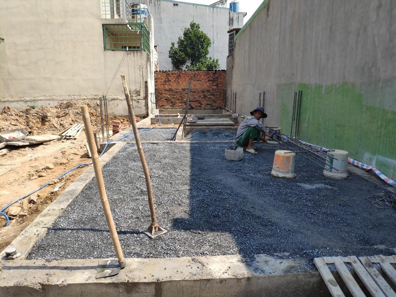 Hình ảnh thi công xây dựng công trình Biên Hòa Đồng Nai 7