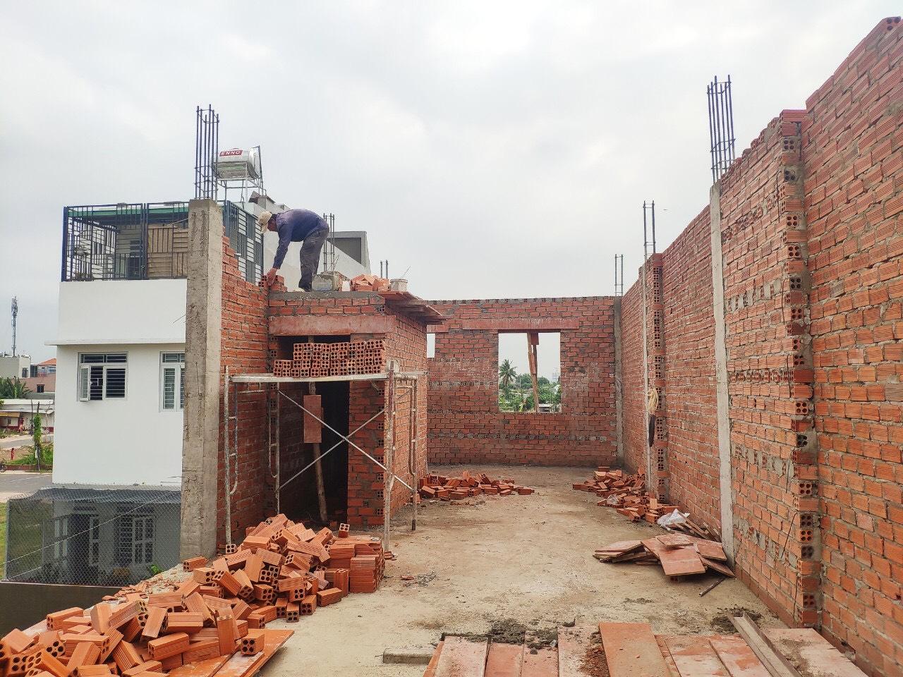 Hình ảnh thi công xây dựng công trình Biên Hòa Đồng Nai 9