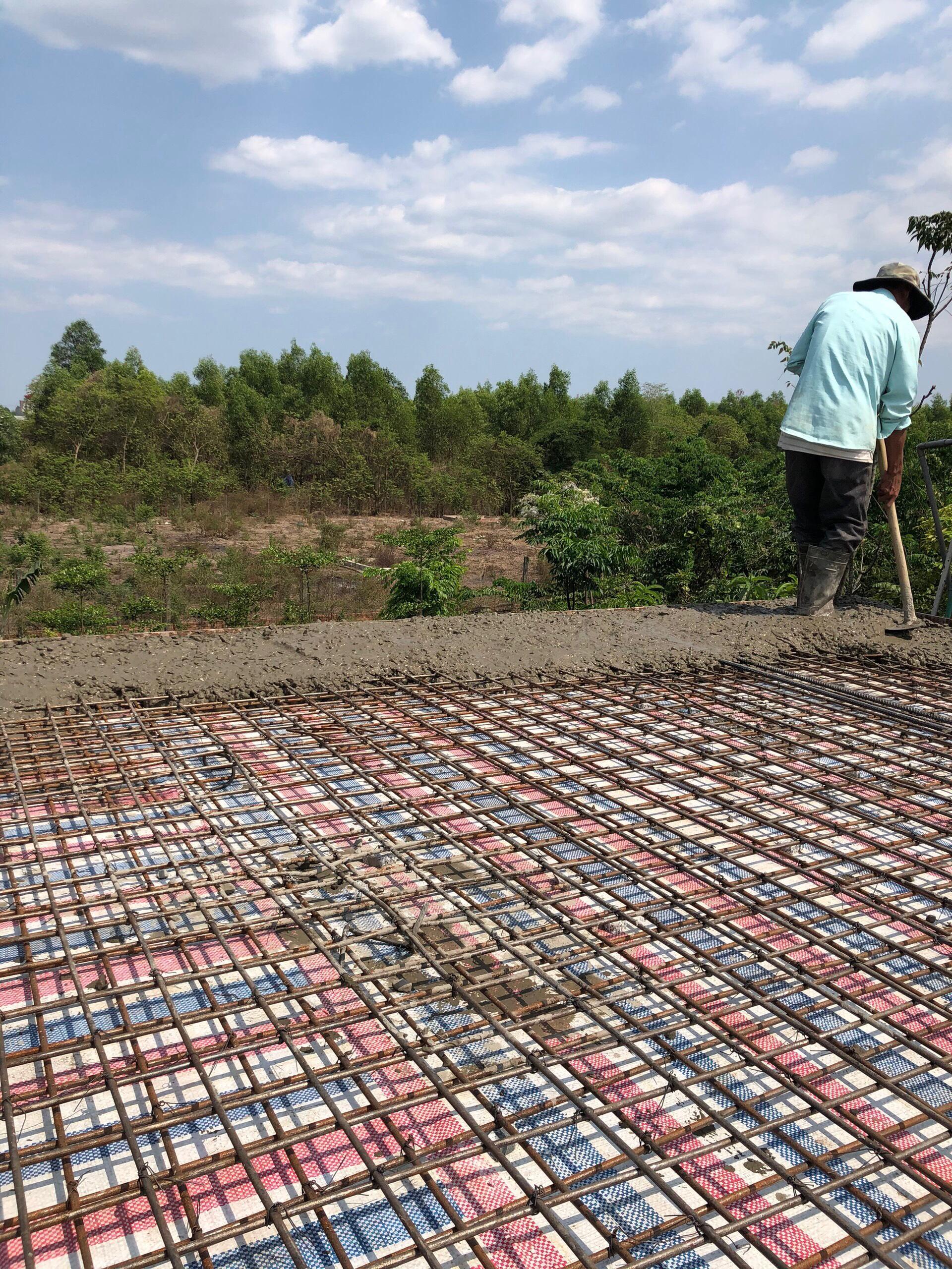 Hình ảnh thi công xây dựng công trình Biên Hòa Đồng Nai 14