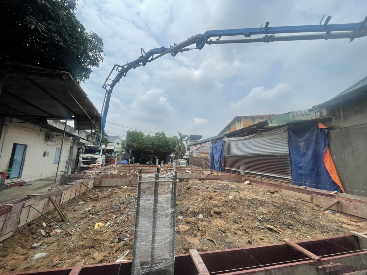 Hình ảnh thi công xây dựng công trình Biên Hòa Đồng Nai 28