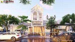 Nhà Phố Mái Thái tại Trảng Bom 25