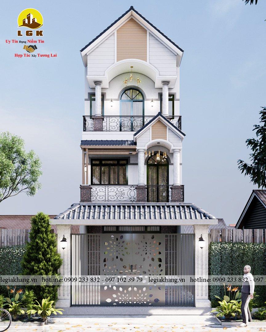 Nhà Phố Mái Thái 25