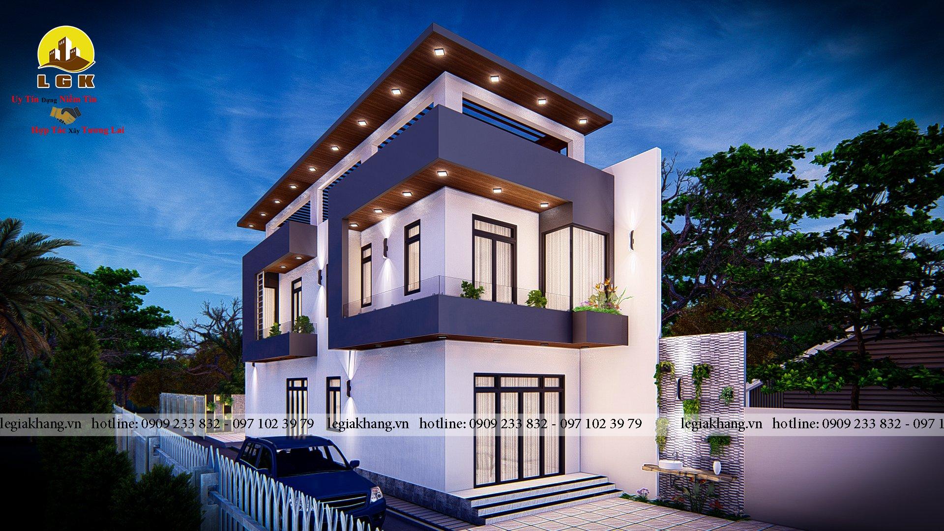thiết kế xây dựng nhà